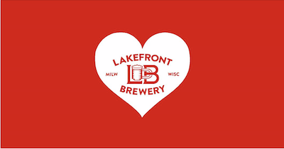 Lakefront Brewery Valentine's Day Weddings