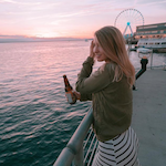 Craft Beer on the pier