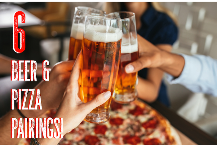 Banner image for 6 Best Beer and Pizza Pairings