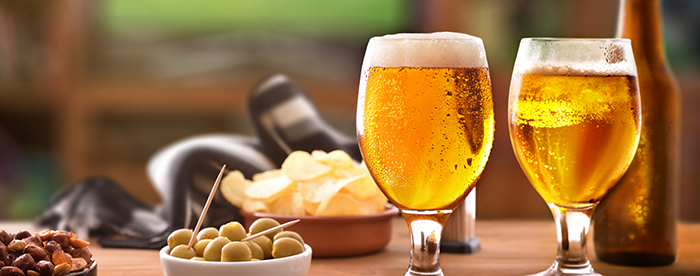 Banner image for Best Beer Styles to Pair with Food