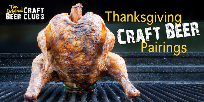 Banner image for Craft Beer Club's Thanksgiving Craft Beer Pairing Guide