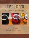 Beer tasting journal