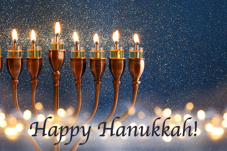Banner image for Happy Hanukkah!