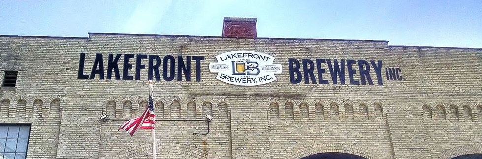 LakeFront Brewery banner