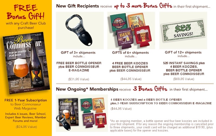 image for <center>Up to 3 Free Bonus Gifts plus $25 off</center>