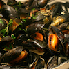 Rye Mussels and Frites