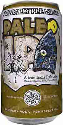 Bottle of North Country  India Pale Ale (IPA) Paleo IPA