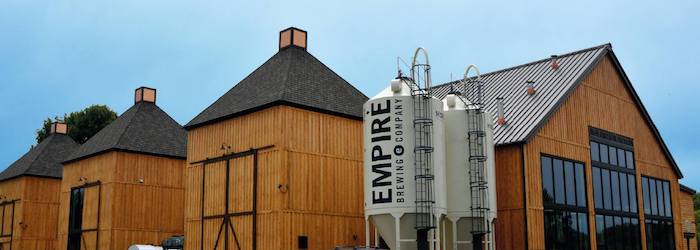 Empire Brewing Co. banner