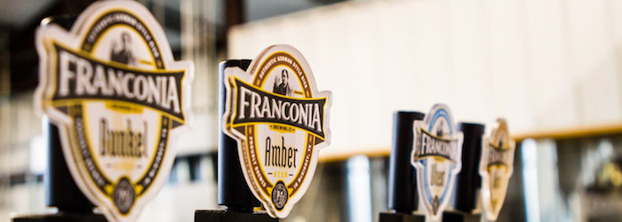 Franconia Brewing Company banner