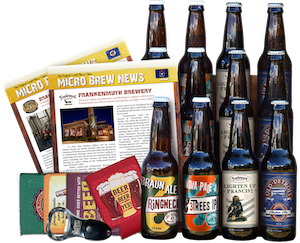Craft Beer Wine of the Month Club