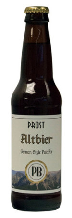 Bottle of Prost  Altbier Altbier