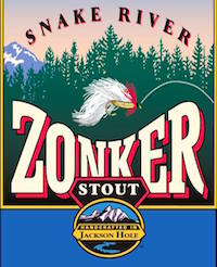 Bottle of Snake River  Foreign / Export Stout Zonker Stout