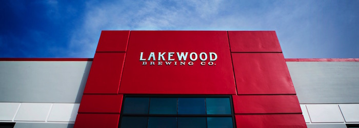 Lakewood Brewing Co. banner