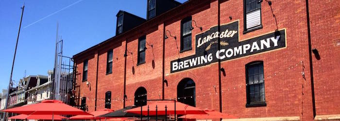 Lancaster Brewing Company banner