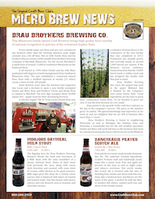 Craft Beer Of The Month Club Minnesota