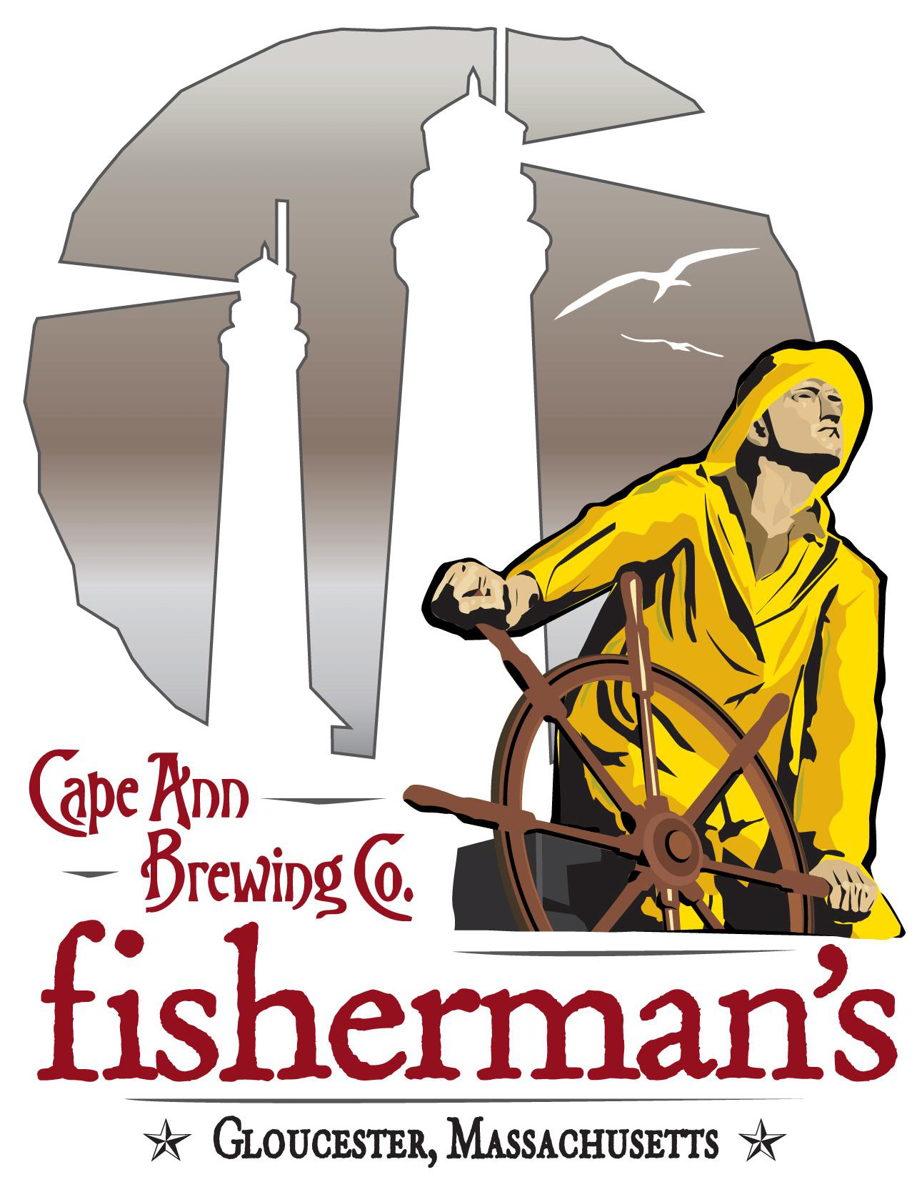 Dedicated to the spirit and courage of fisherman in the North Atlantic, Cape Ann Brewing Company is a small craft brewery with a big heart