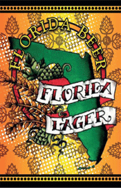 Bottle of Florida Beer Company  American Amber / Red Lager Florida Lager