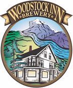 The rustic Woodstock Inn Brewery crafts award-winning ales from its traditional seven-barrel brewing system