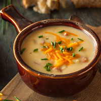 Ashland Amber Beer Cheese Soup