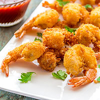 Baderbräu Beer Battered Shrimp