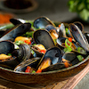 Thai Curried Mussels