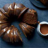Porter Bundt Cake with Whiskey-Caramel Sauce