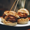 Pimento Cheeseburger Sliders