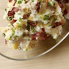 Beer, Bacon & Cheddar Mashed Potatoes