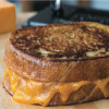 Beer-Soaked Grilled Cheese