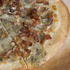 Bacon and Bleu Pizza