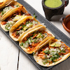 Hatch Red Chile Tacos