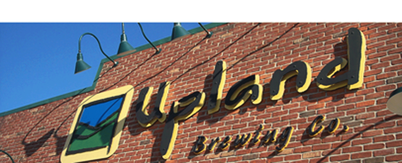 Upland Brewing Company banner